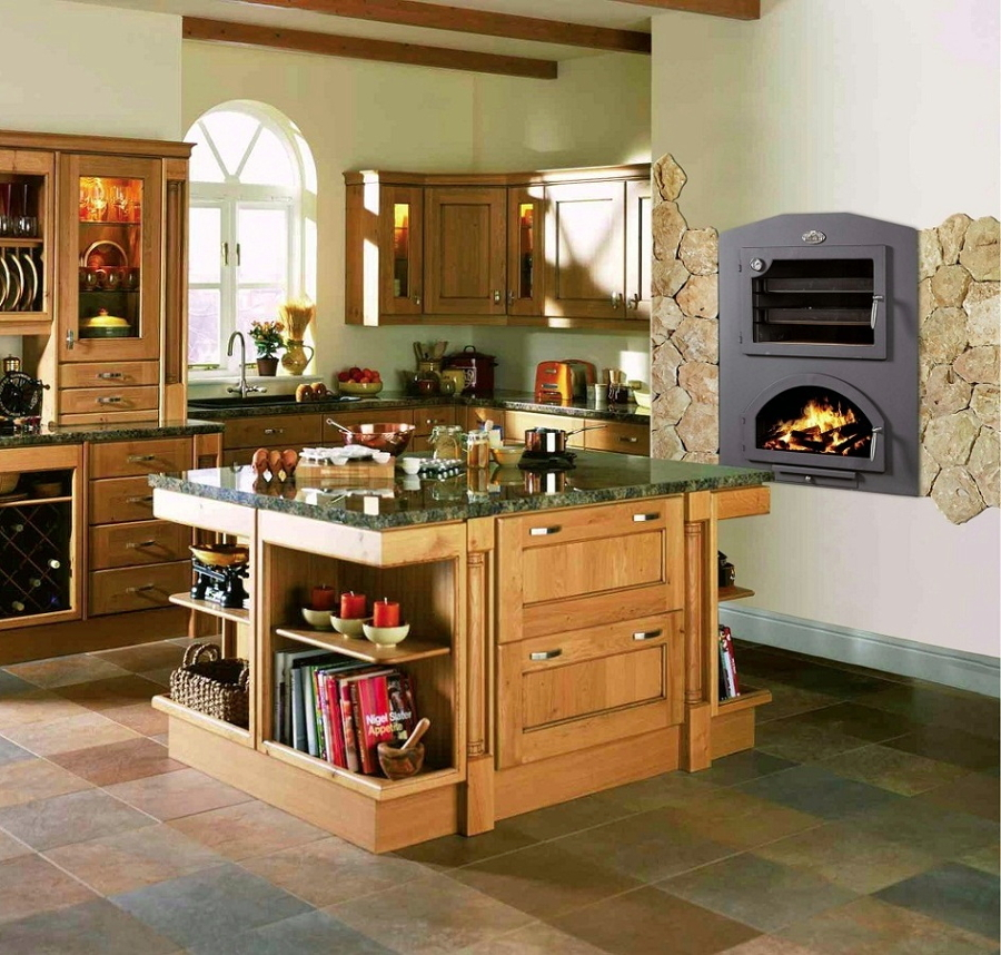 Calidez y Diseño en Cocinas Rústicas | Ideas Artículos Decoración