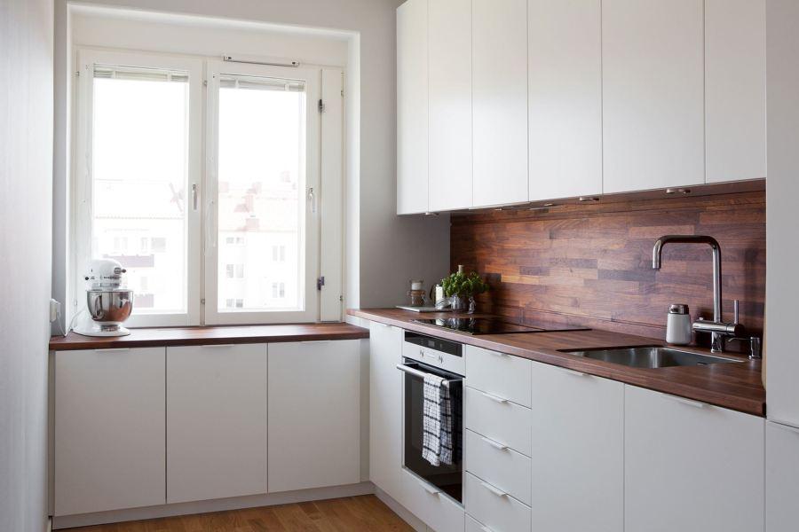 cocina moderna blanca - Cocinas Modernas Blancas