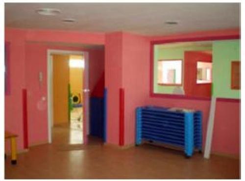 Sala 2 OBRA: ESCUELA INFANTIL – S.S. DE LOS REYES