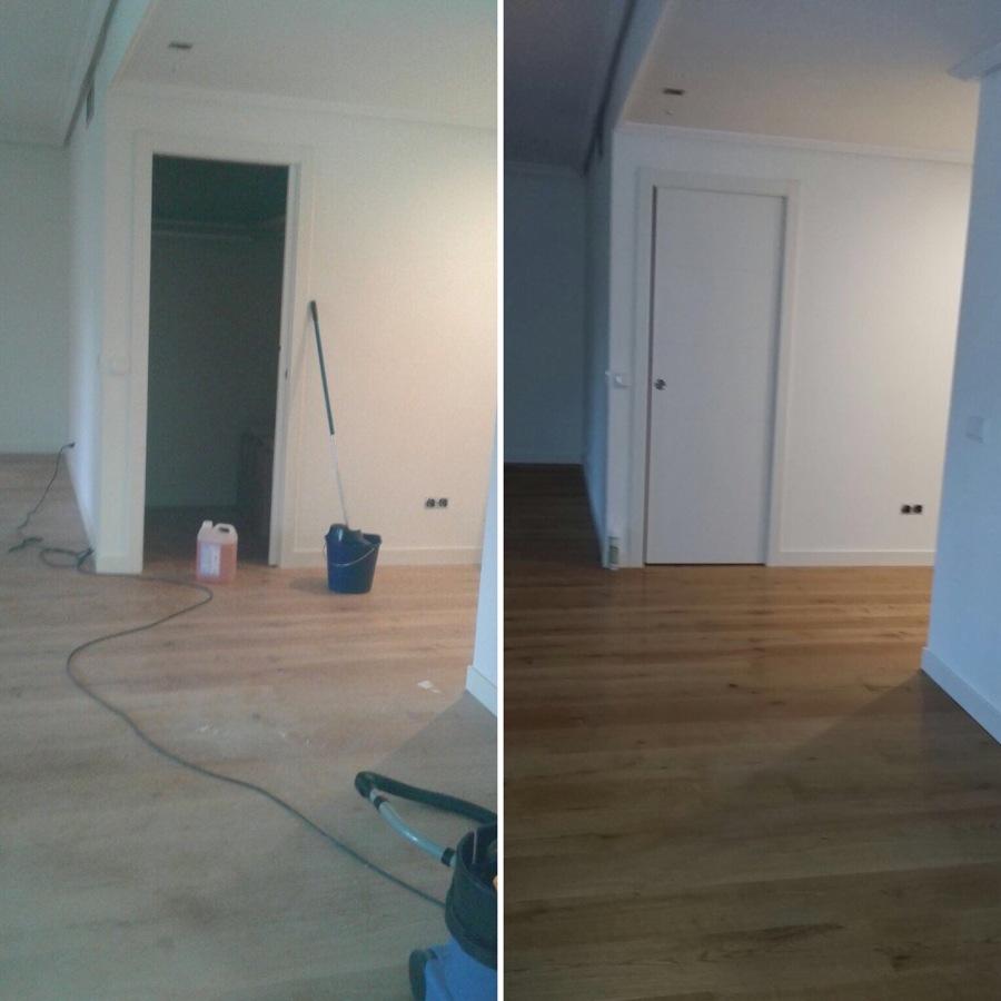 Sala antes/después
