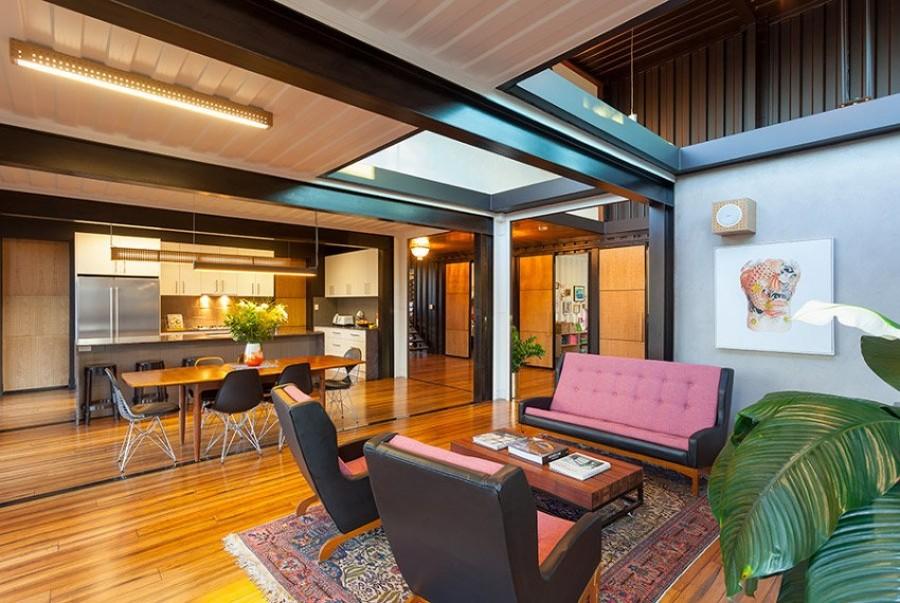 15 contenedores para vivir de forma alternativa ideas - Casas hechas con contenedores precios ...