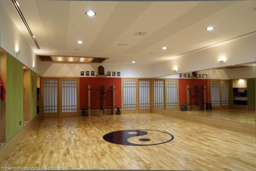 Sala de actividades.