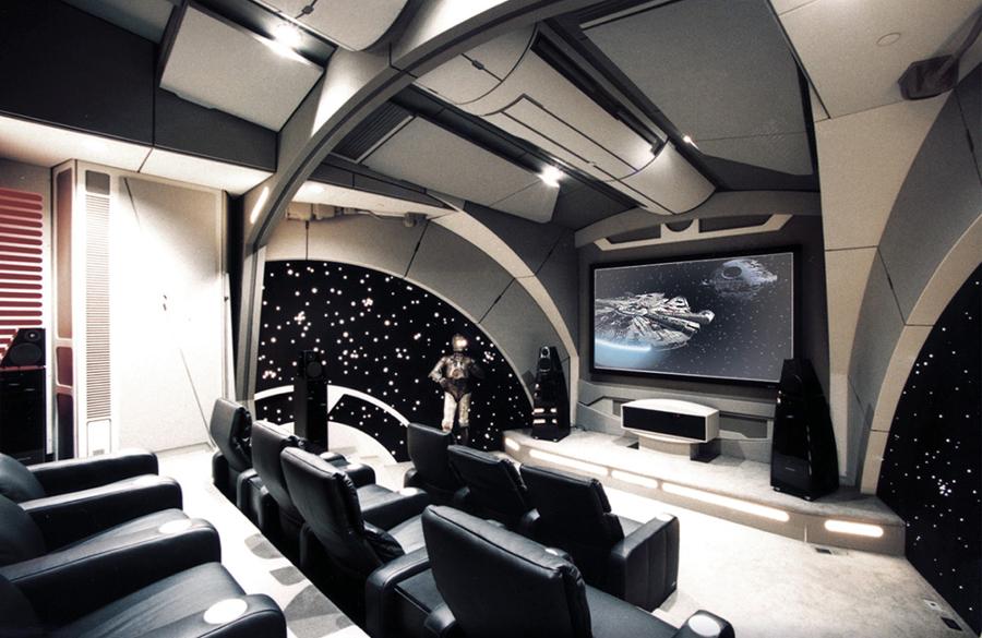 Sala-de-cine-casera-Stars-wars