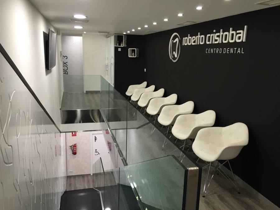 Sala de espera superior