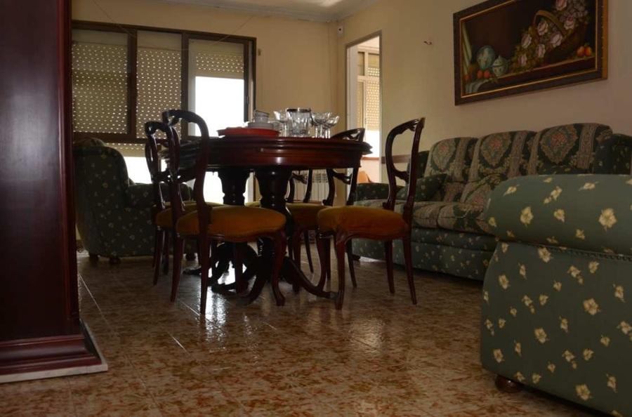 Sala de estar - comedor