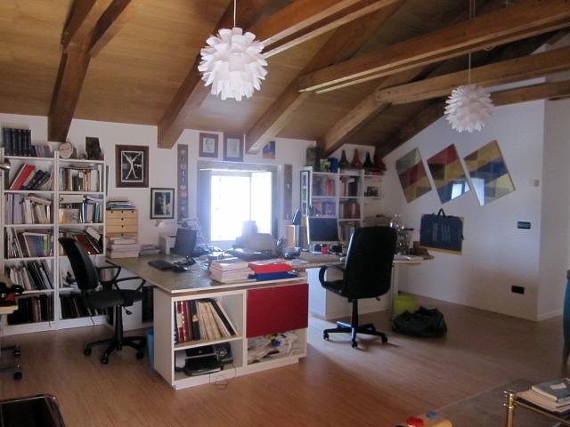 Foto sala de estudio de estudio de arquitectura marmuro - Estudio arquitectura toledo ...