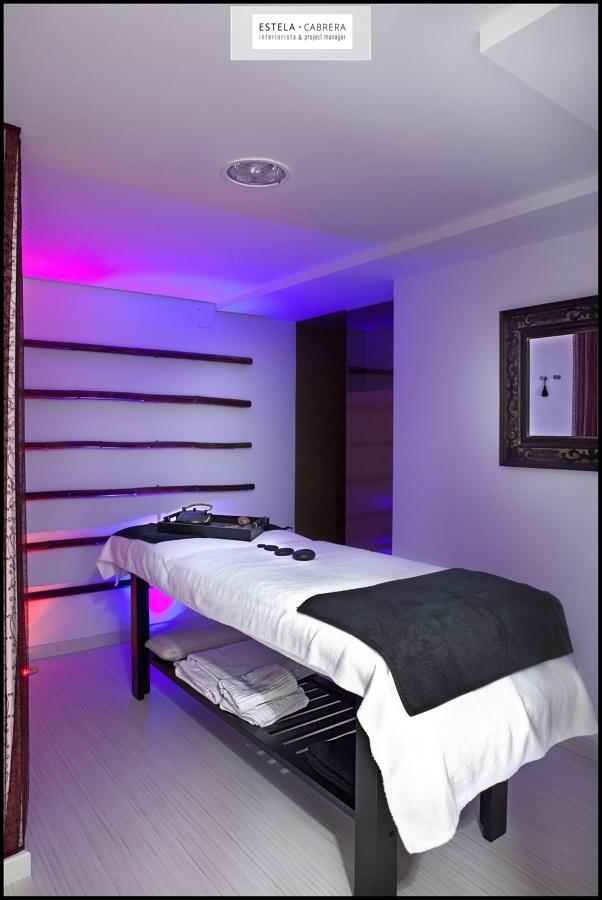 asombroso sala de masaje grande