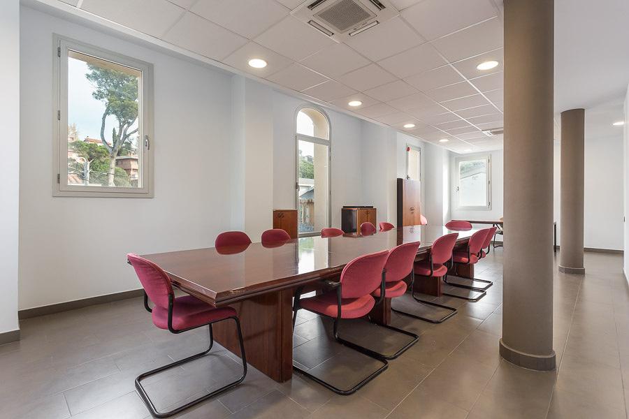 Sala de reuniones perspectivas
