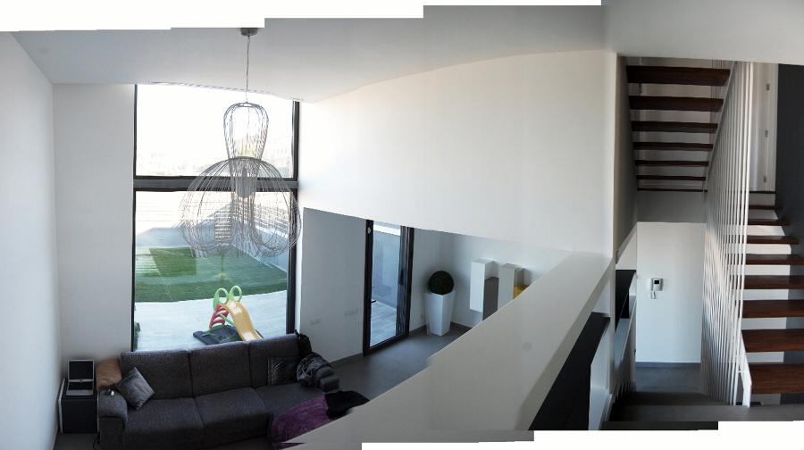 sala doble altura