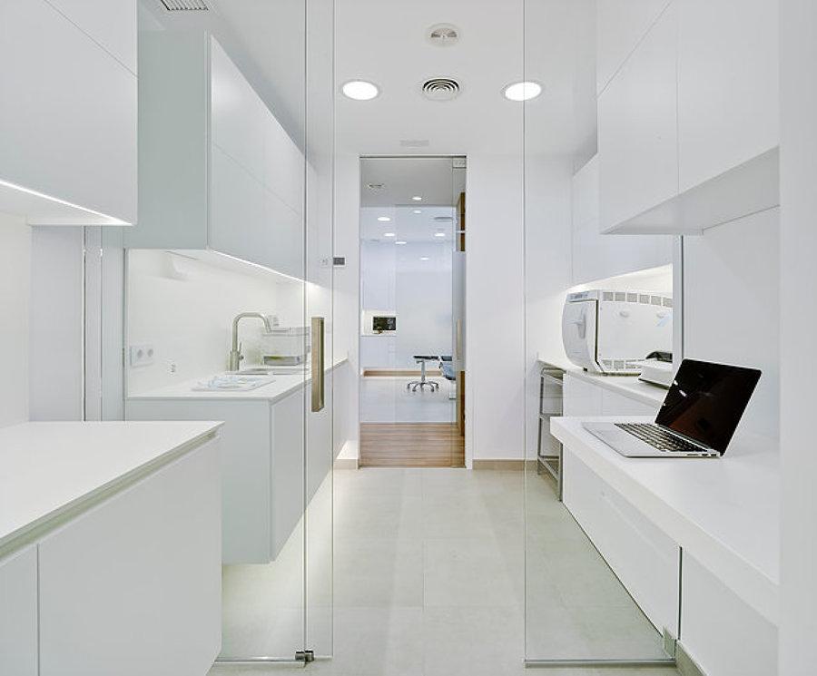 Sala esterilización
