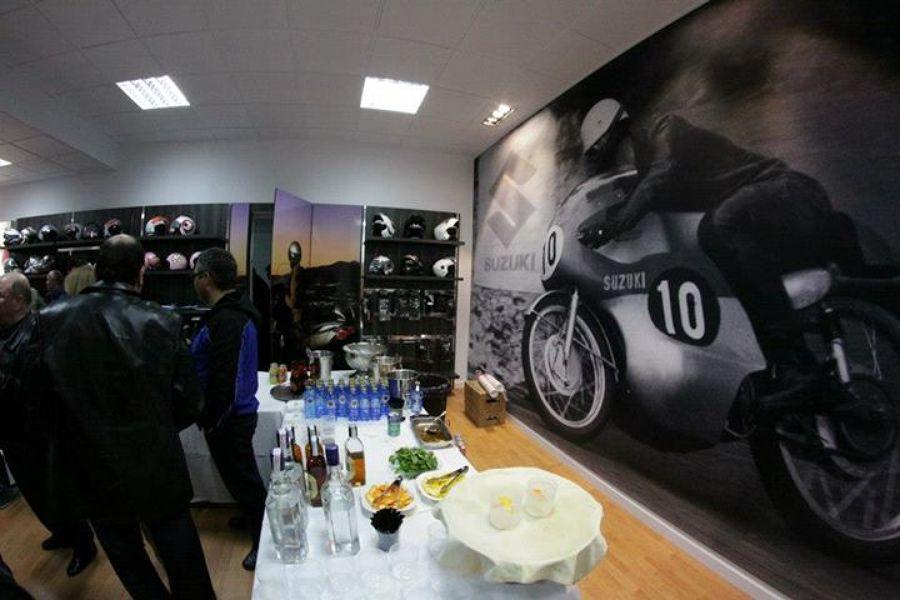 Sala expoción y ventas