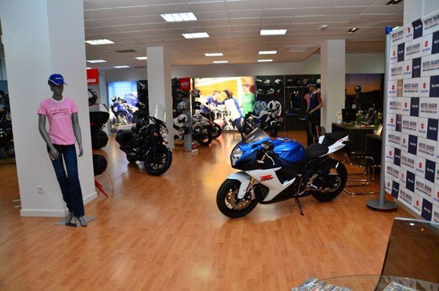 Sala exposición y ventas