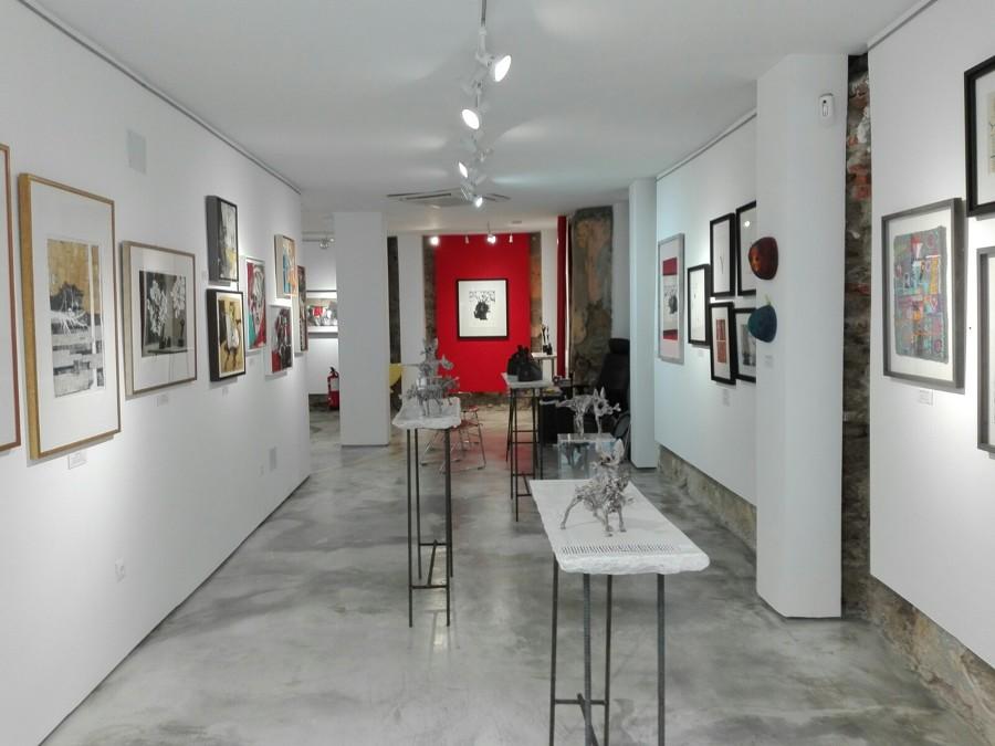 Sala Exterior - Entrada