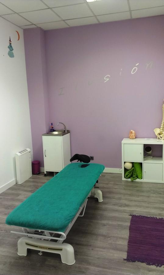 Sala fisioterapia 1