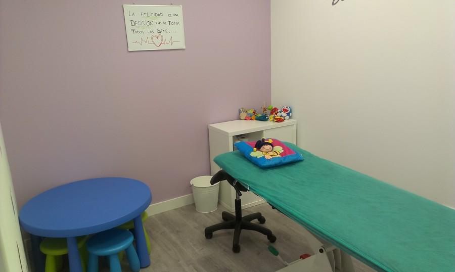 Sala fisioterapia 2