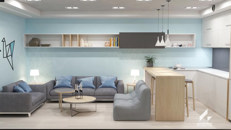 Sala de cine en vivienda ideas reformas viviendas for Como decorar una vivienda