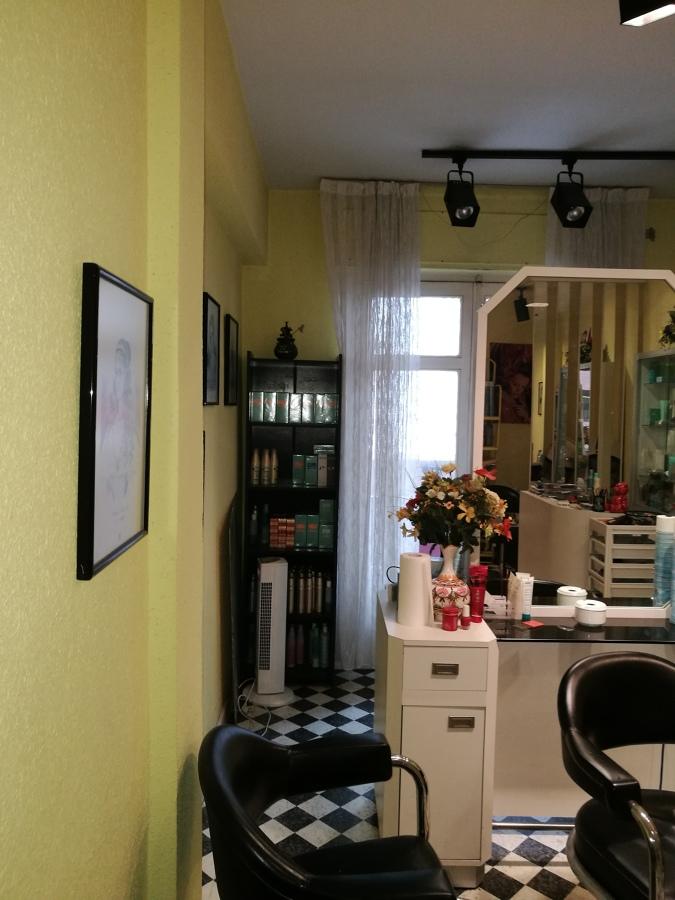 Sala peluquería