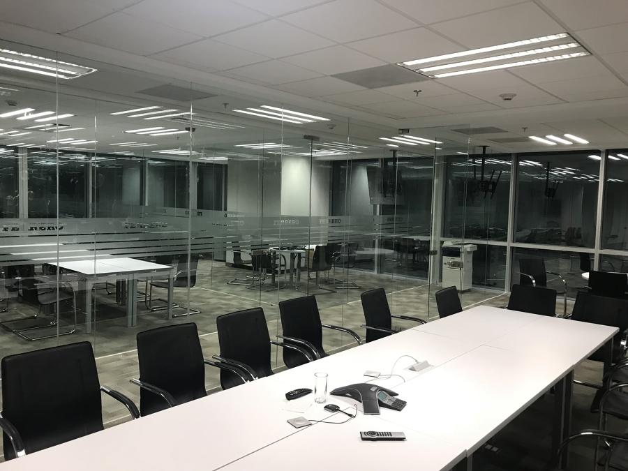 sala principal de reuniones