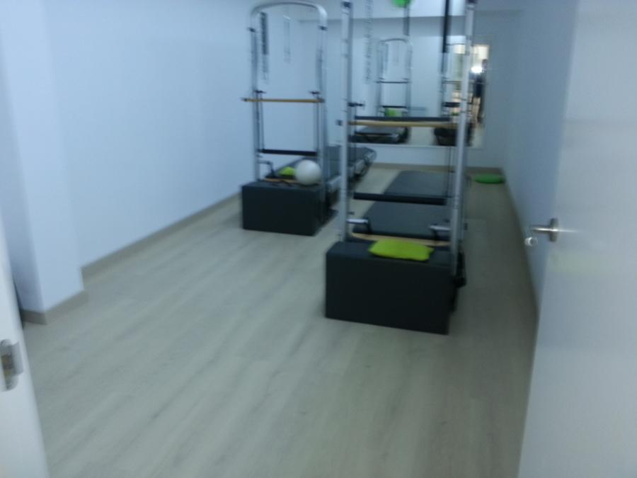 Sala rehabilitacion