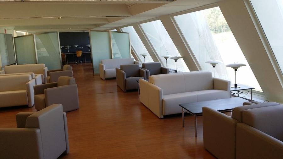 sala vip aeropuerto de bilbao ideas reformas locales