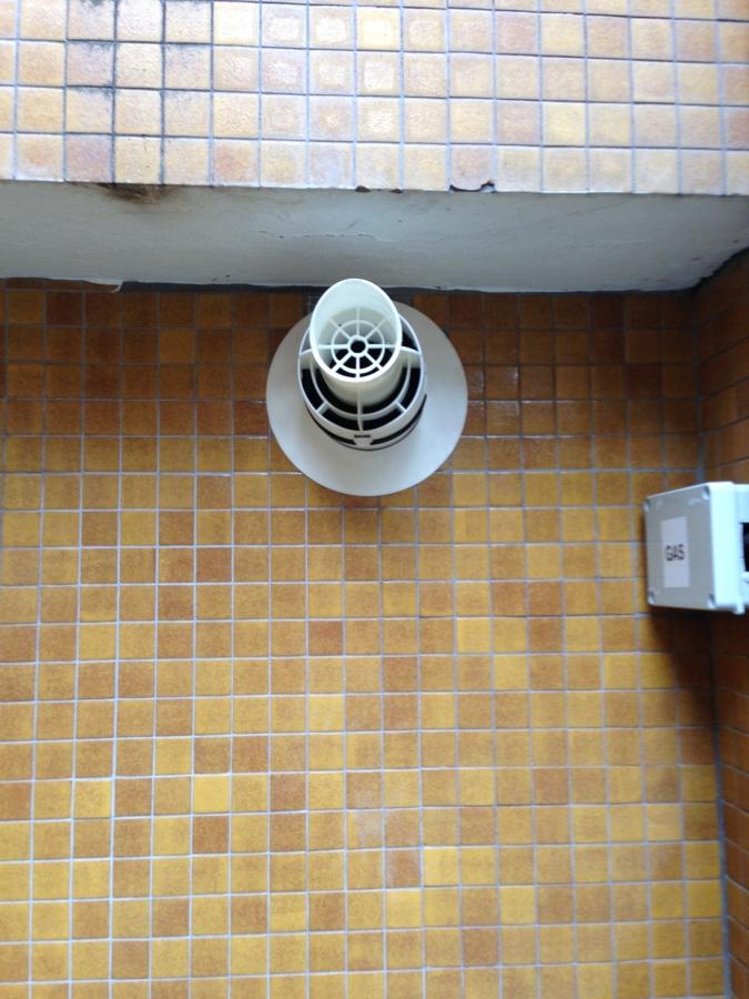 Transformaci n sala de calderas comunitaria de gasoil a for Normativa salida de humos calderas