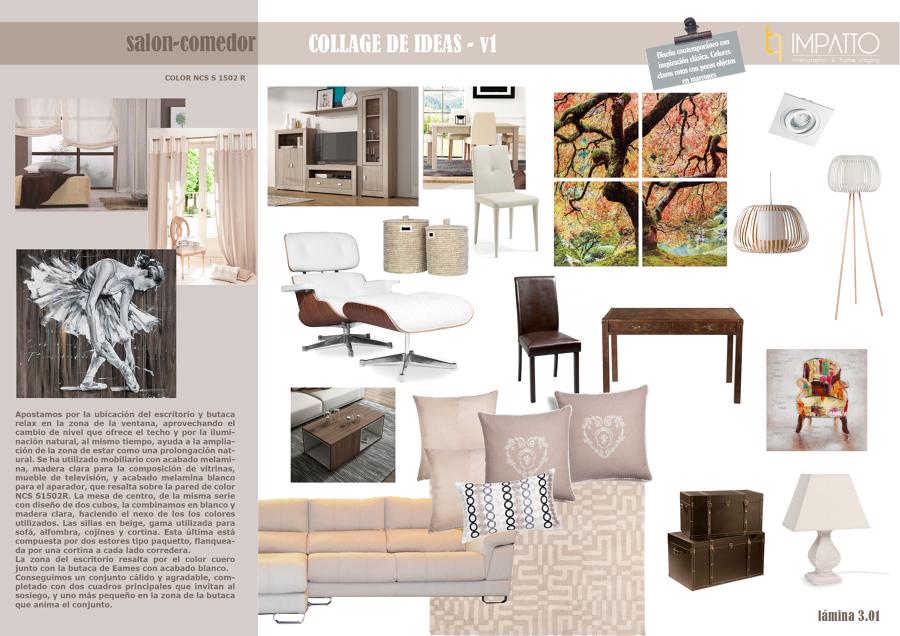 Interiorismo avda arag n valencia ideas decoradores for Proyectos interiorismo valencia