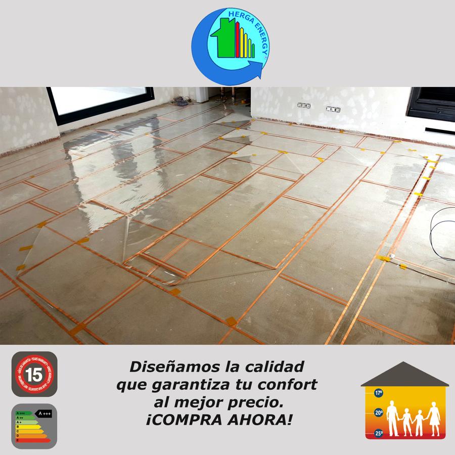 Precio calefaccion suelo radiante gallery of calefaccion - Precio calefaccion suelo radiante ...