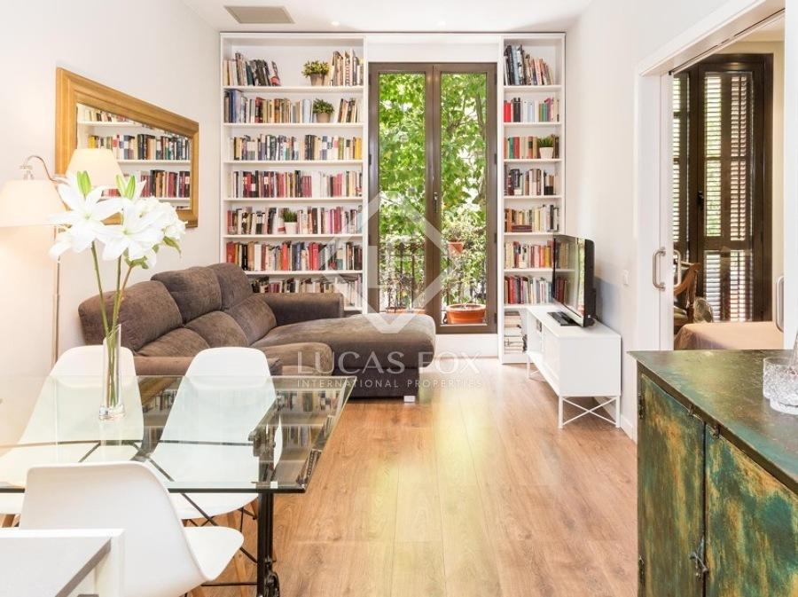 Home staging apartamento 50 m2 en barcelona ideas - Barcelona home staging ...