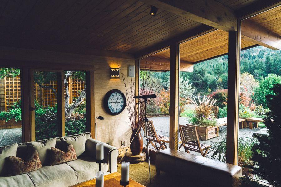 salón aislamiento ventanas