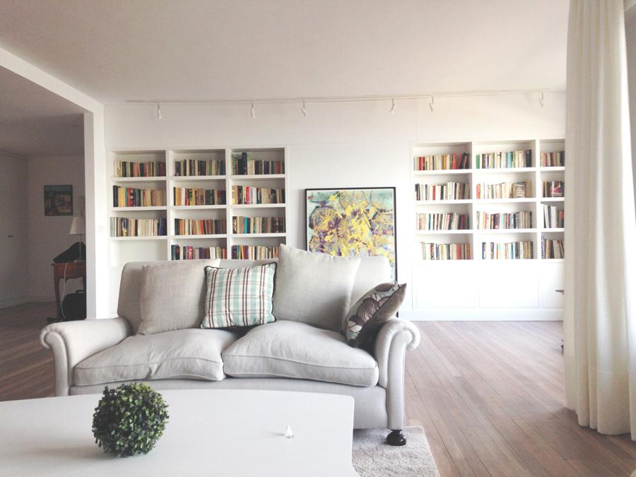 Reforma integral de un piso de 240 m2 ideas arquitectos for Precio m2 reforma integral