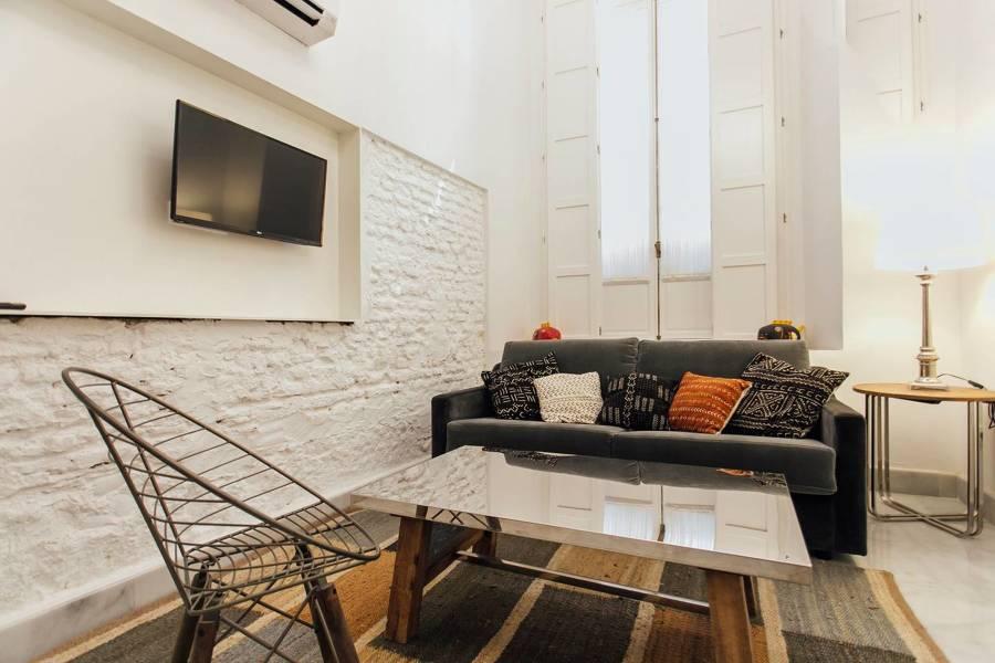 Salón apartamento A
