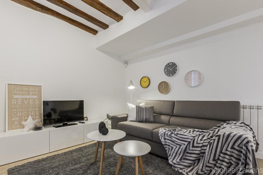 Salón apartamento vacacional
