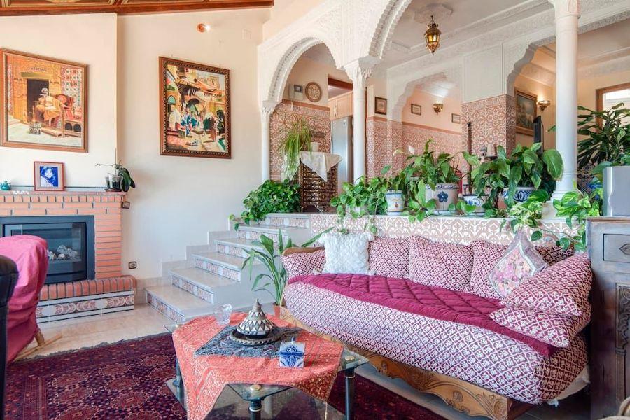 Salón árabe