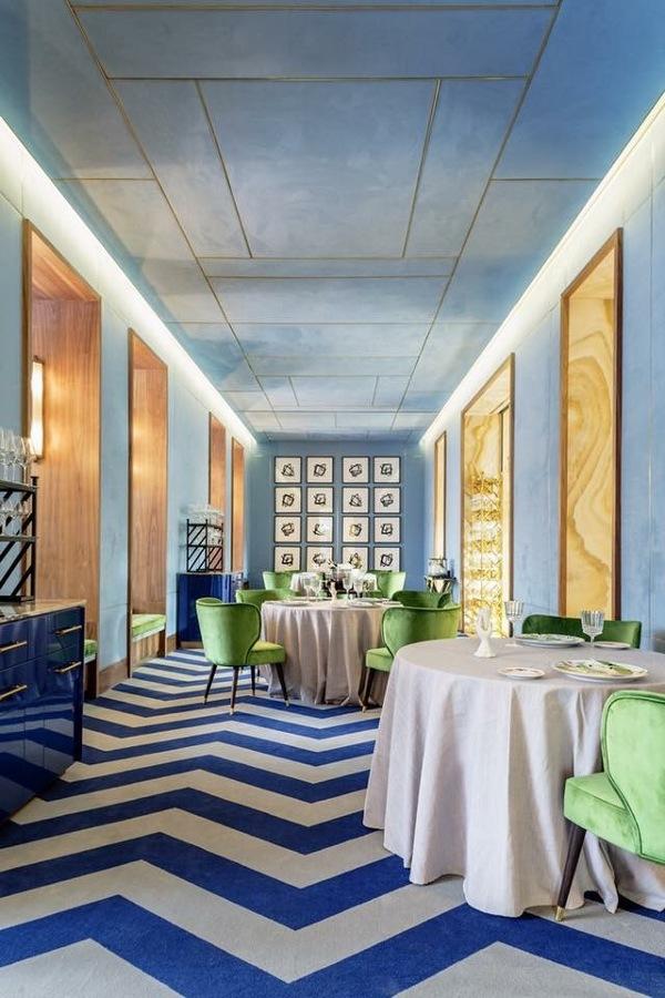 Salon Azul