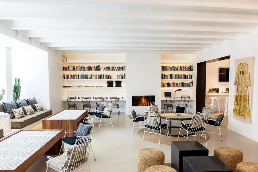 10 ideas que podemos robar de los mejores hoteles ideas for Hotel design majorque