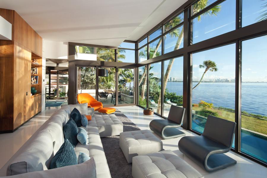 Salon casa Miami
