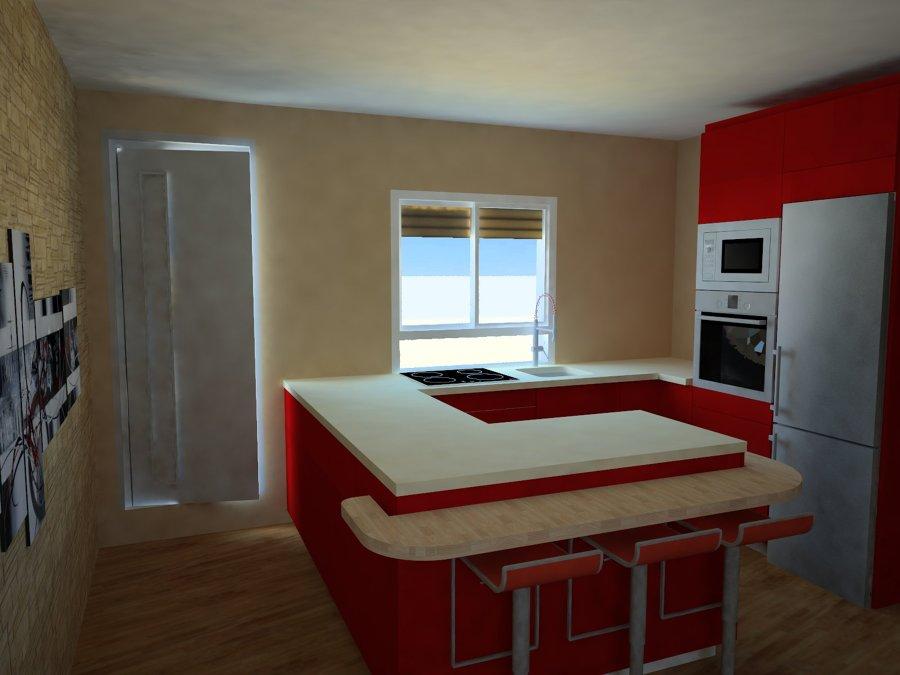 Salón cocina propuesta 2