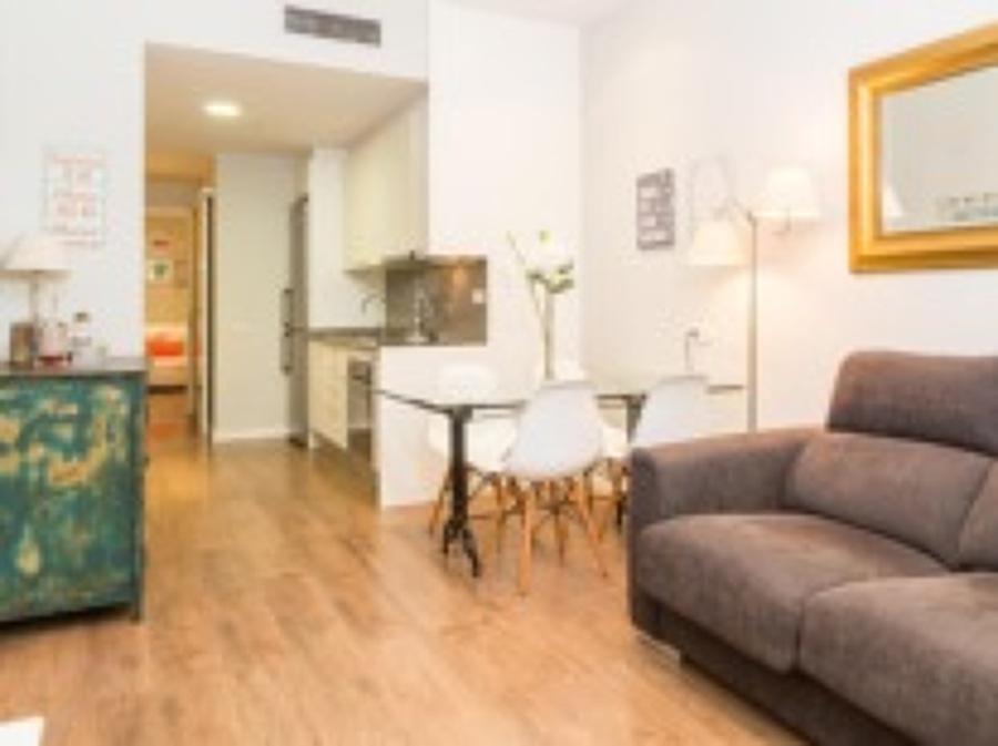 Home staging apartamento 50 m2 en barcelona ideas - Home staging barcelona ...