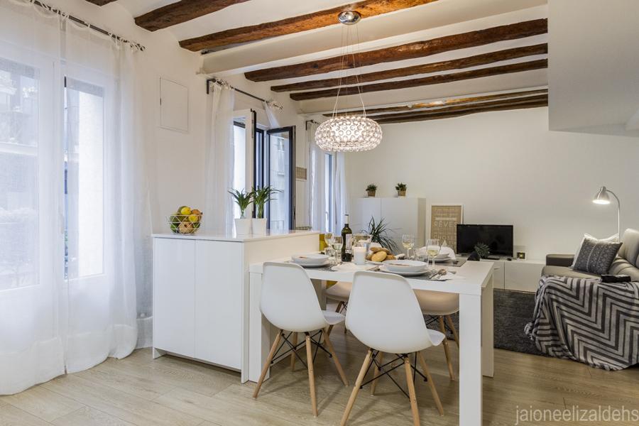 Salón comedor apartamento