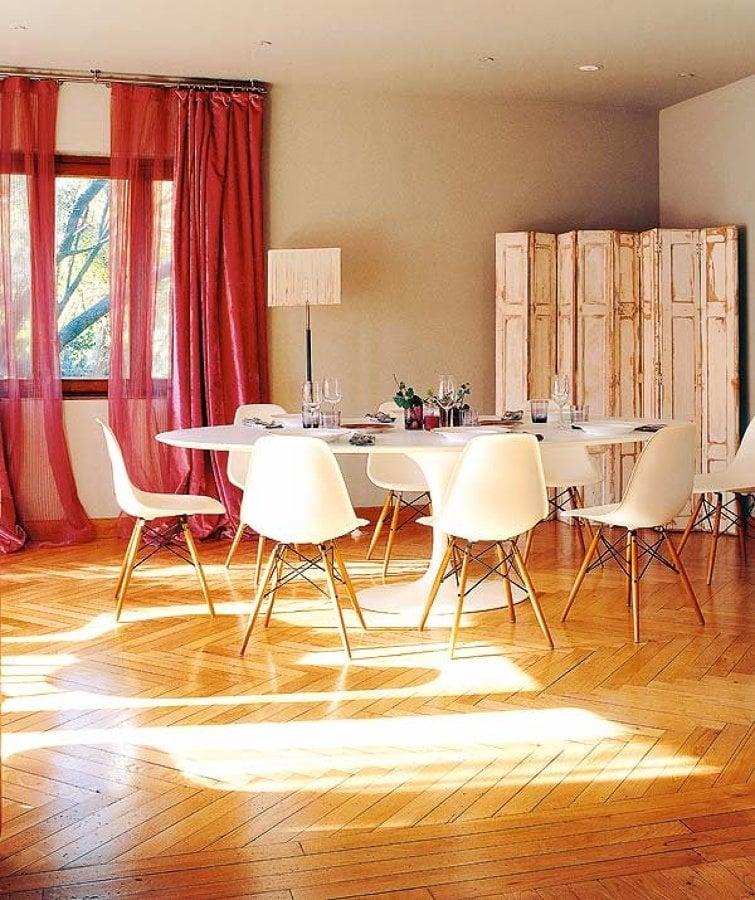 Mi casa est pasada de moda la decoraci n m s for Salon comedor clasico