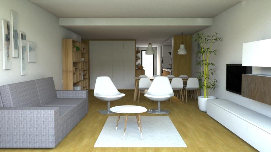 Cocina abierta uni n de espacios ideas decoradores - Cocina salon comedor ...