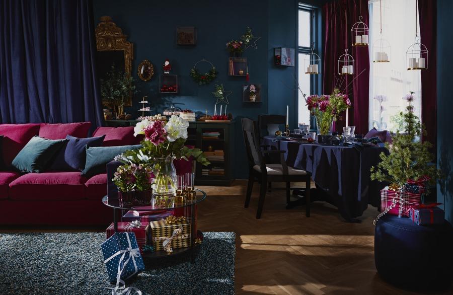 Salón-comedor colección NAVIDAD IKEA