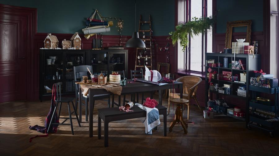 Salón comedor colección NAVIDAD IKEA