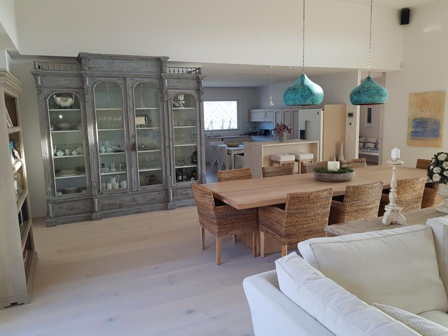salón comedor, comunicado con la cocina