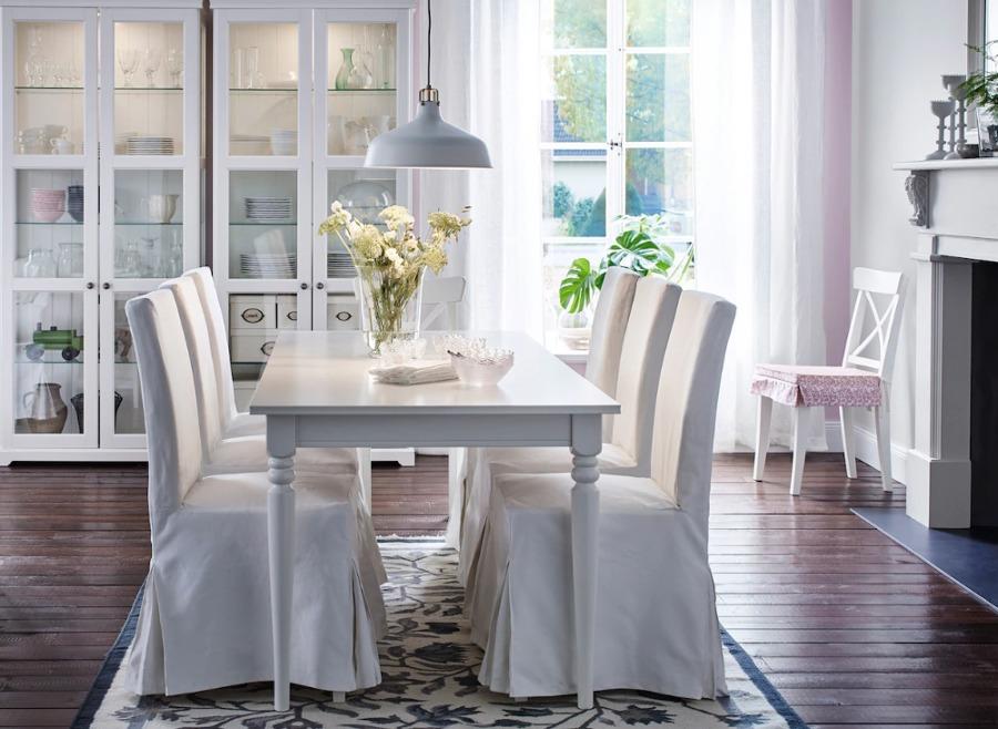 Salón comedor de IKEA