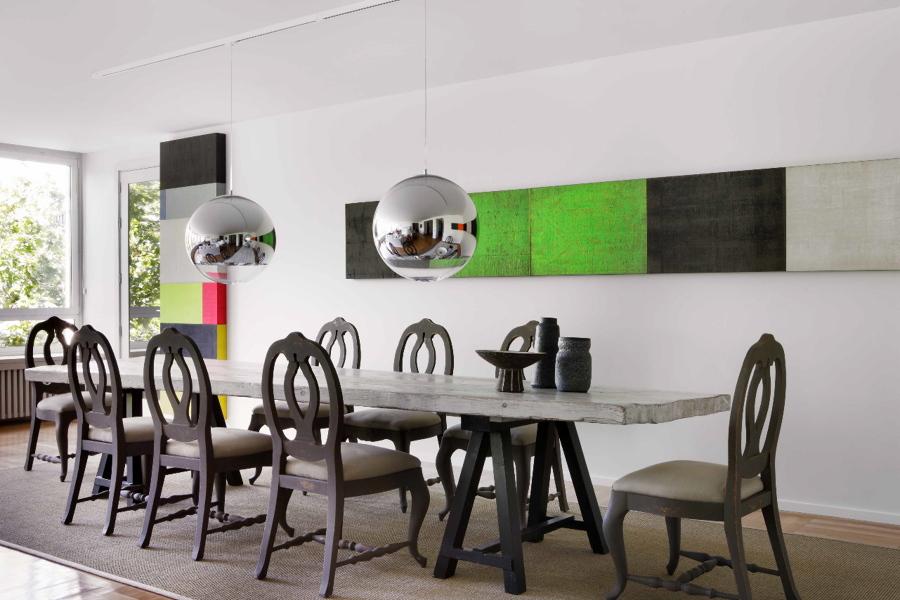 Salón - comedor en María de Molina