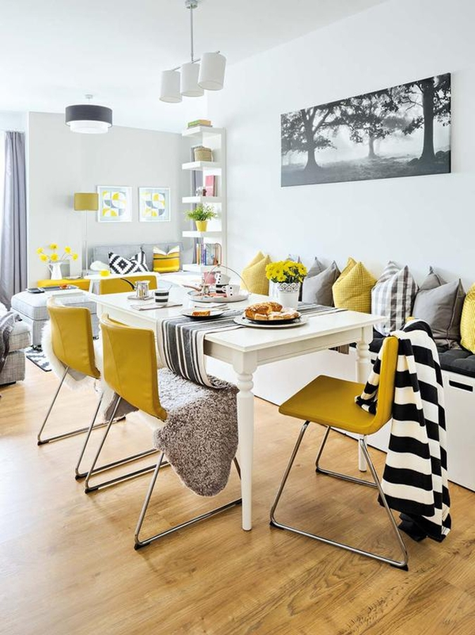 10 productos de ikea imprescindibles si vives de alquiler ideas decoradores - Decoracion comedor ikea ...