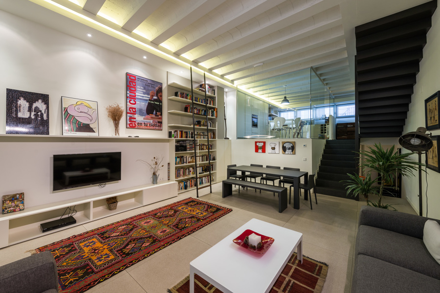 Salón comedor | Maurici Serrahima - STANDAL