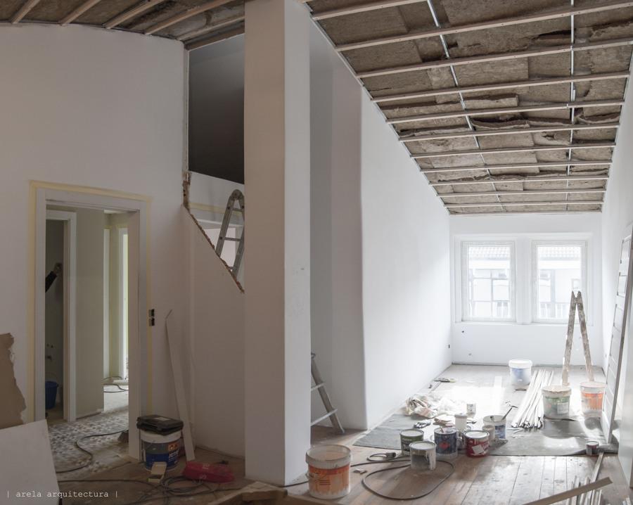Reforma de vivenda en santiago de compostela ideas - Arquitectos en santiago de compostela ...