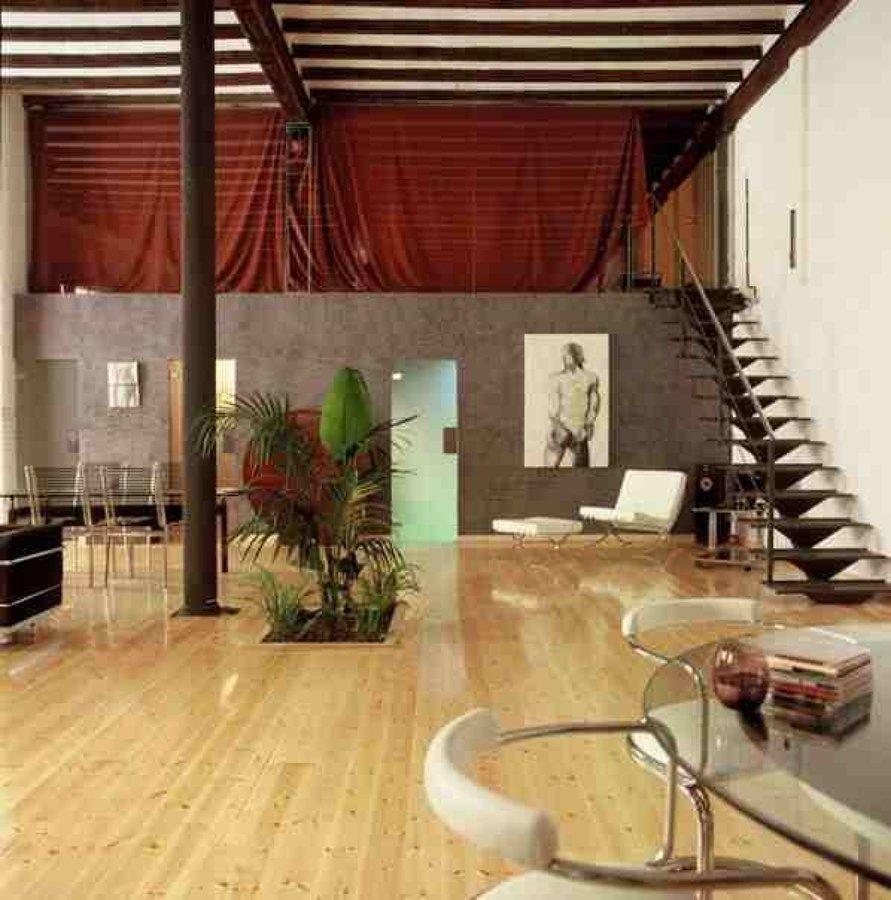 Loft masini ideas arquitectos - Pilares de hierro ...